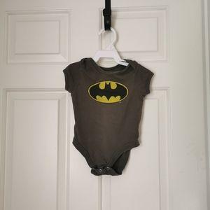 3/$12 Old Navy Collectibles batman onesie 3-6 m